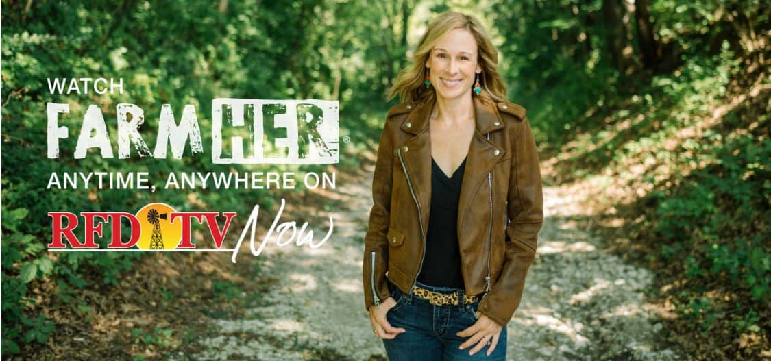 FarmHer Marji Alaniz on RFD-TV Now