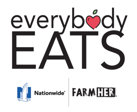 Everybody Eats is where the stories of food and farming intersect brought to you by Nationwide and FarmHer.
