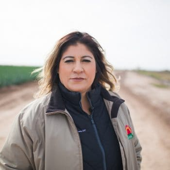 Lupe Camarena is the Safety Manager for Nature Fresh Farms in Yuma, AZ.