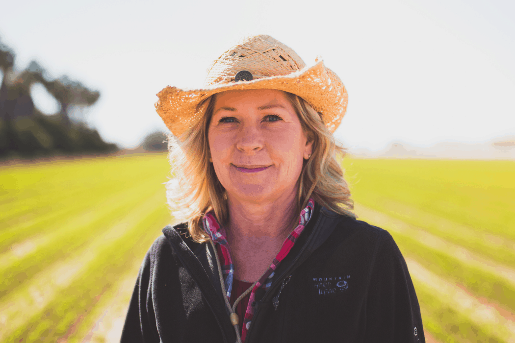 Janna Anderson is the owner of Pinnacle Farms in Arizona.