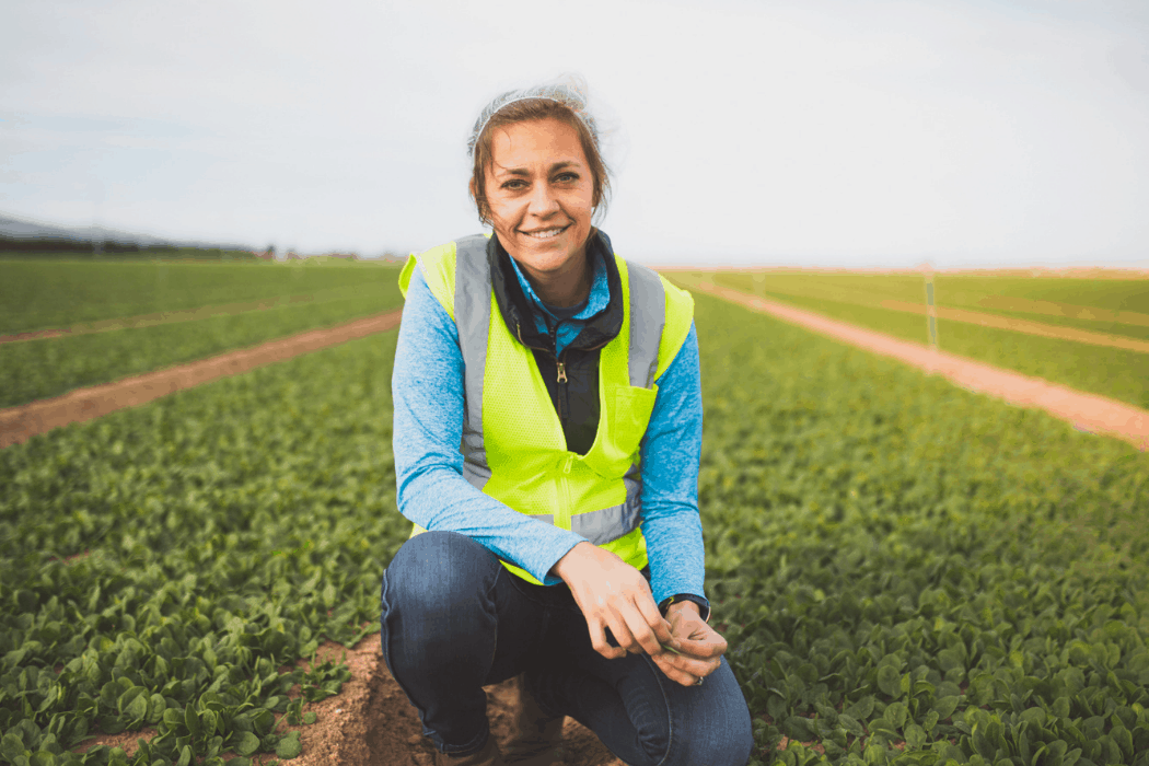 Kelsey is the Agronomist for Duncan Farms in Arizona.