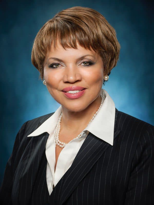 Claire Babineaux-Fontenot is the Chief Executive Officer or CEO of the nonprofit organization Feeding America.